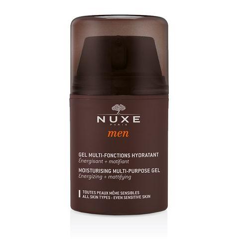 Nuxe Men Хидратиращ гел за лице за чувствителна кожа x50 мл