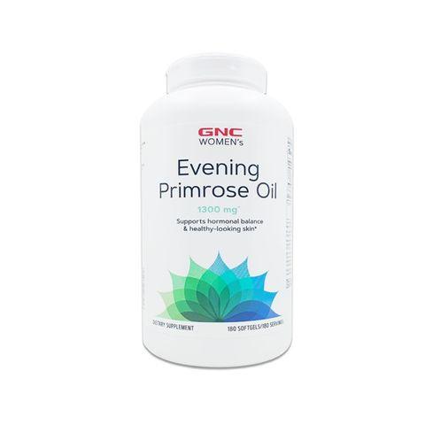 GNC Women's Evening PrimRose Oil Масло от Вечерна Иглика 1300мг х180 капсули