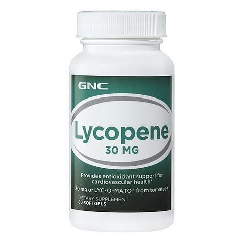 GNC Ликопен Антиоксидантна защита 30мг х60 капсули