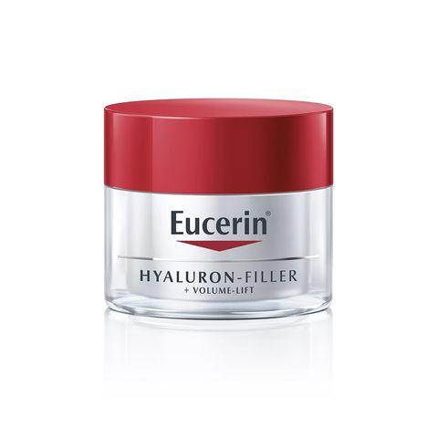Eucerin Hyaluron-Filler + Volume-Lift Дневен крем за лице за суха кожа SPF15 x50 мл