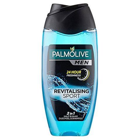 Palmolive Men Sport Ободряващ душ гел и шампоан за мъже х250 мл