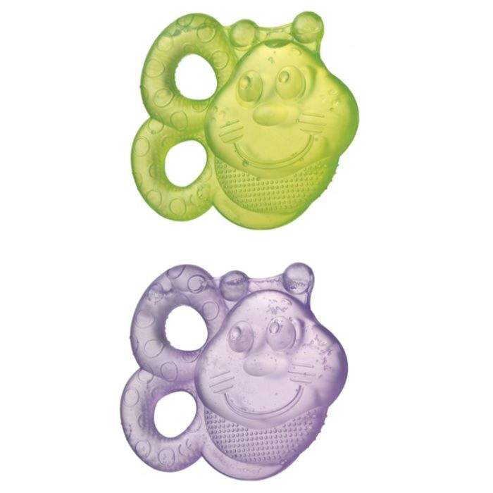 Playgro Водни гризалки-пчелички x2 броя за деца над 3 месеца - 0317