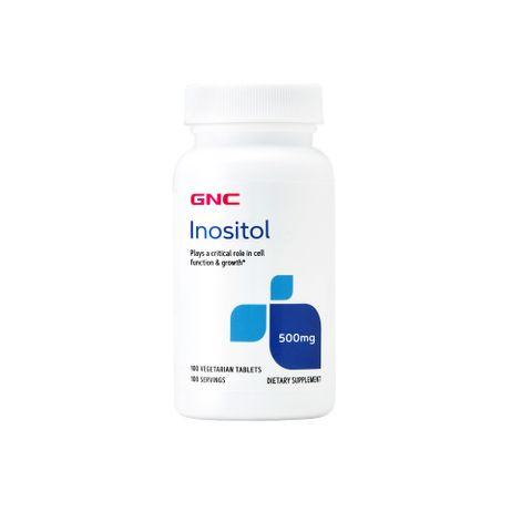 GNC Инозитол за нормални нива на холестерола 500мг х100 таблетки