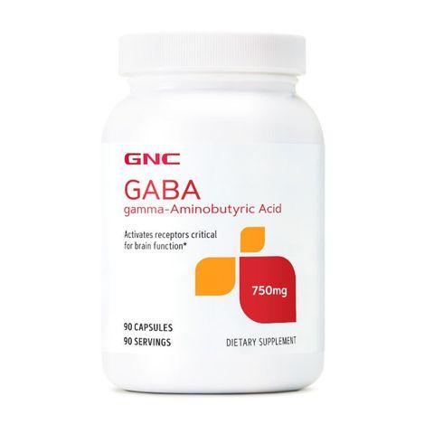 GNC Габа при стрес 750мг х90 капсули