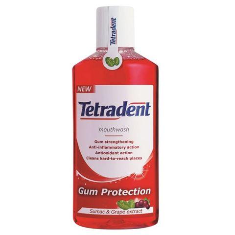 Tetradent Gum Protection Вода за уста за грижа за венците х250 мл