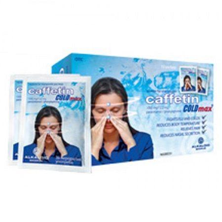 Колд Макс Прахчета при симптоми на грип и настинка х10 бр