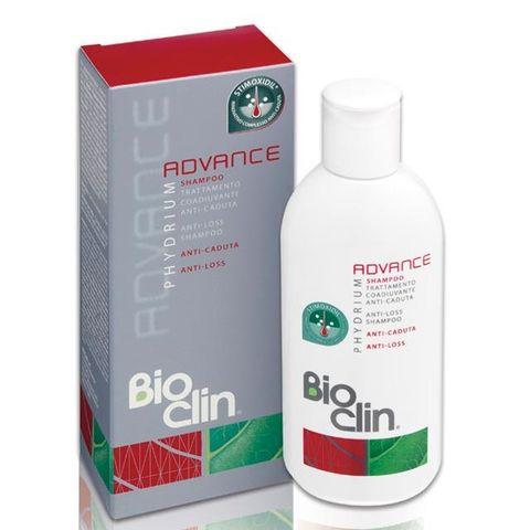 Bioclin Phydrium Advance Шампоан за коса против косопад x200 мл