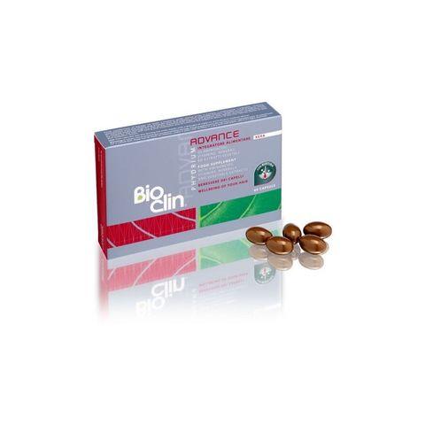 Bioclin Phydrium Advance Капсули за поддържане на здрава коса и нокти х30 броя