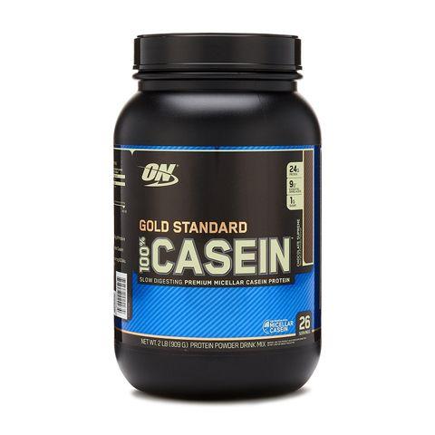 Optimum Nutrition Gold Standard 100% Казеинов протеин Шоколад х909 грама