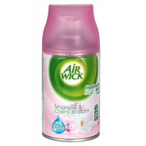 Air Wick Magnolia & Cherry Blossom Пълнител ароматизатор за устройство Freshmatic х250 мл