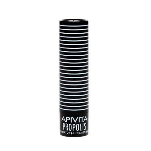Apivita Балсам за сухи и напукани устни с прополис х4.4 грама