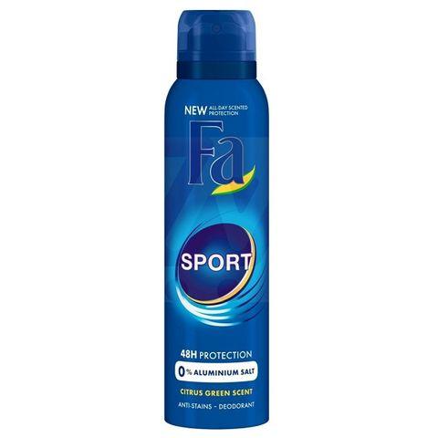 Fa Men Sport Део спрей против изпотяване за мъже х150 мл