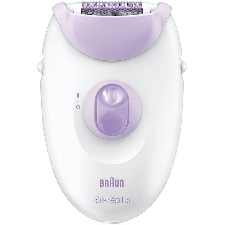 Braun Silk SE 3170 Епилатор за обезкосмяване