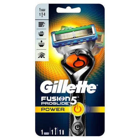 Gillette Fusion5 Proglide Power Самобръсначка с 1 ножче