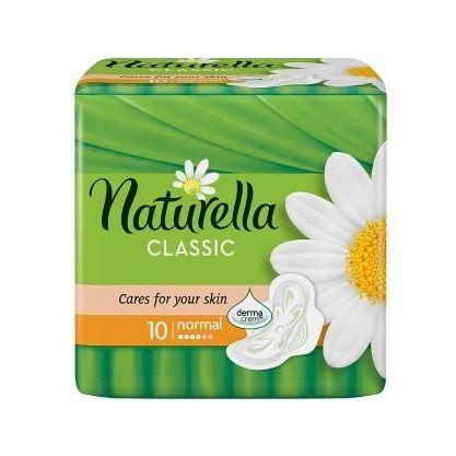 Naturella Classic Normal Дамски превръзки х10 броя