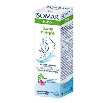 Изомар Спрей за нос при алергии х30 мл