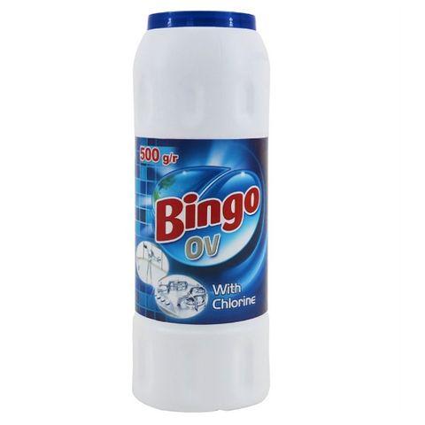 Bingo Ov With Chlorine Почистващ препарат за кухня x500 грама