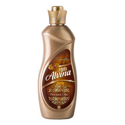 Medix Alvina Romantic Омекотител за тъкани с ароматни масла х500 мл