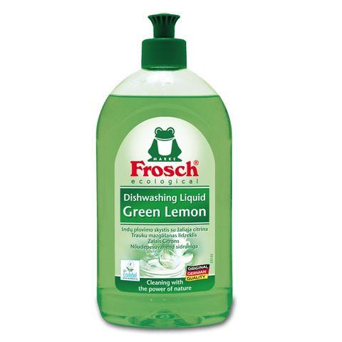 Frosch Green Lemon Препарат за съдове x500 мл