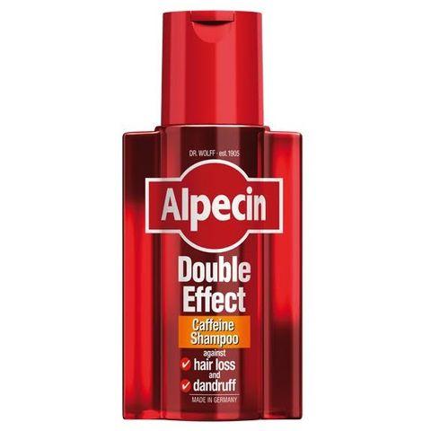 Alpecin Caffeine Кофеинов шампоан за мъже с двоен ефект против пърхот и косопад х200 мл