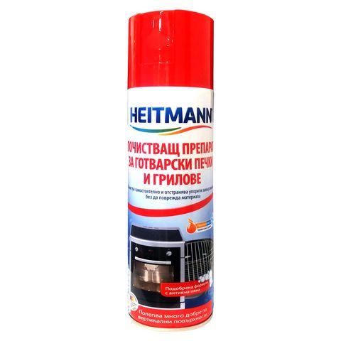 Heitmann Спрей за почистване на печки x500 мл