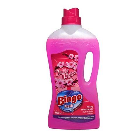 Bingo Fresh Pink Dreams Универсален препарат за подове x1 литър