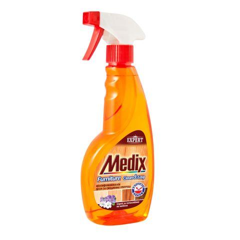 Medix Furniture Clean&Easy Expert Почистващ спрей за мебели x350 мл