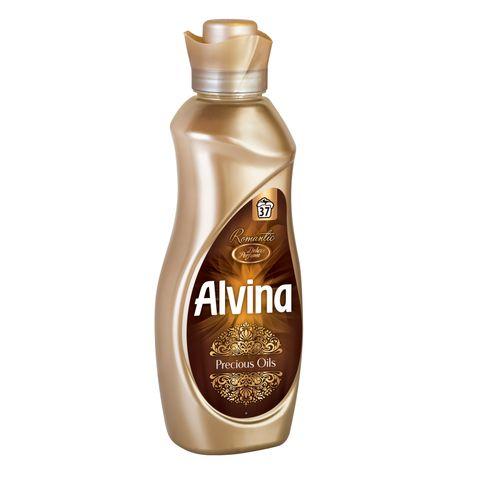 Medix Alvina Romantic Омекотител за тъкани с ароматни масла х925 мл