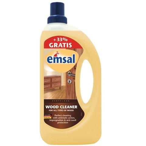 Emsal Wood Cleaner Почистващ препарат за дърво x750 мл