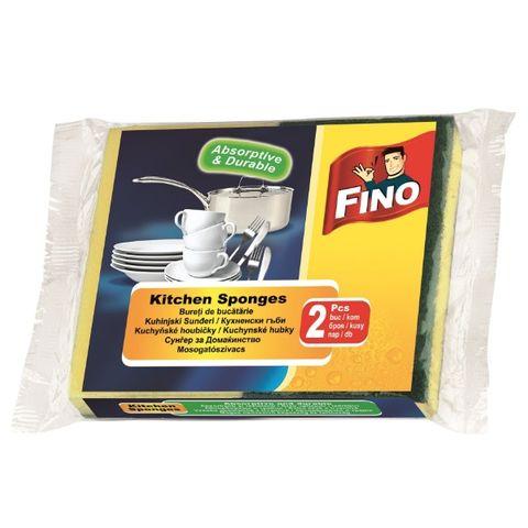 Fino Absorptive & Durable Кухненска гъба x2 броя
