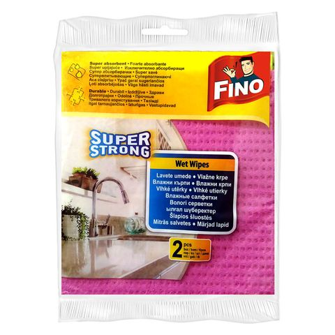 Fino Super Strong Абсорбиращи кърпи x2 броя