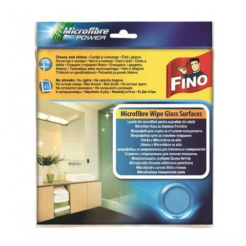 Fino Microfibre Power Микрофибърна кърпа за стъкла x1 брой