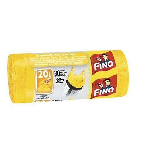 Fino Yellow Color Торби за смет x30 броя