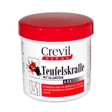 Crevil Vital Гел с дяволски нокът х250 мл