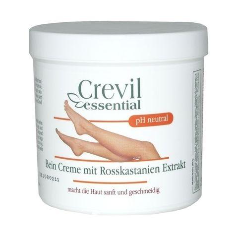 Crevil Essential Крем за уморени крака с див кестен и розмарин х250 мл