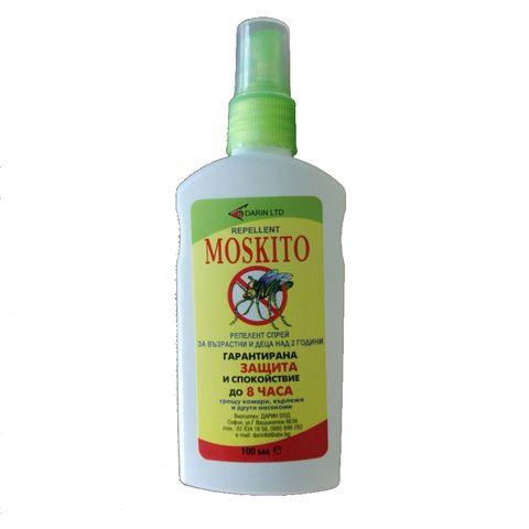 Moskito Спрей срещу насекоми х100 мл