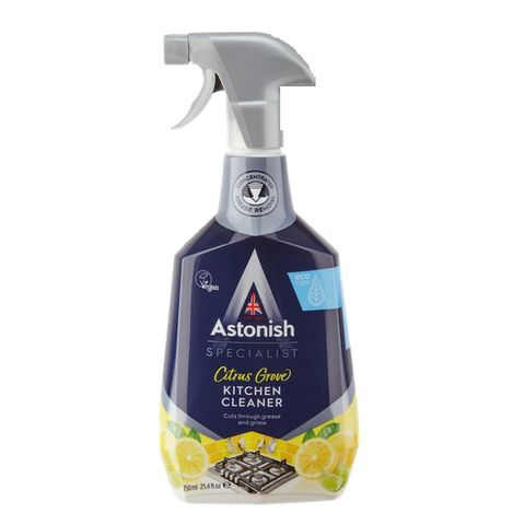 Astonish Kitchen Cleaner Универсален обезмаслител x750 мл