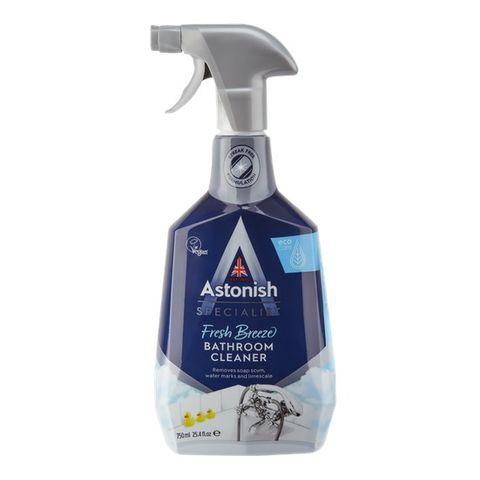 Astonish Bathroom Cleaner Препарат за баня x750 мл