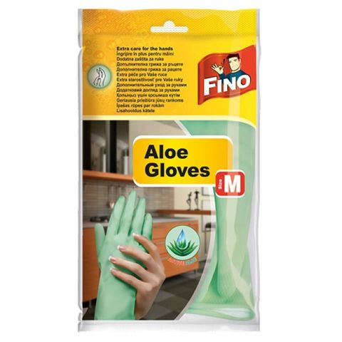 Fino Aloe Gloves M Домакински ръкавици x1 брой