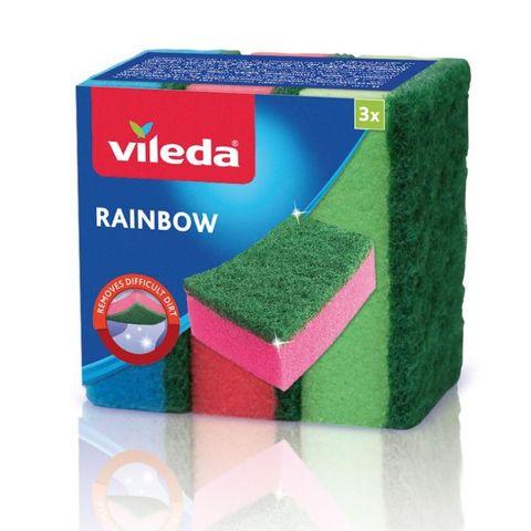 Vileda Style Домакинска гъба x3 броя