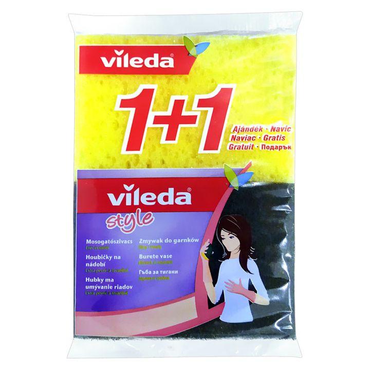 Vileda Style Домакинска гъба x2 броя