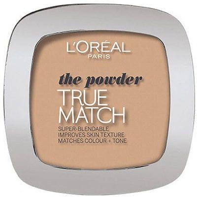 Loreal True Match Компактна пудра за лице, Cinnamon x9 грама