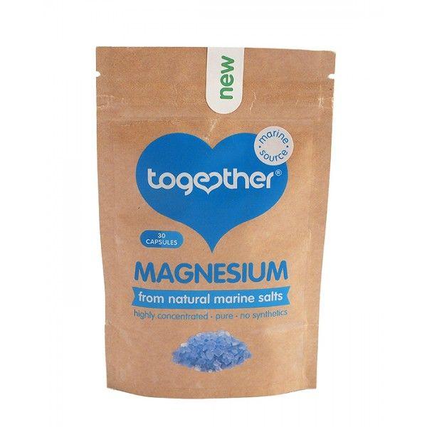 Together Магнезий от морски соли х30 капсули