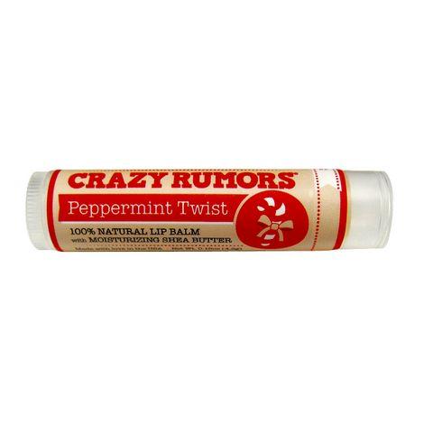 Crazy Rumors Натурален балсам за устни с мента х4,4 мл