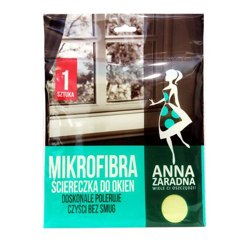 Anna Zaradna Mikrofibre Микрофибърна кърпа x1 брой