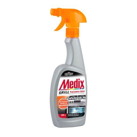 Medix Grill Препарат за мазнини x500 мл