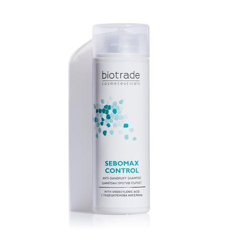 Biotrade Sebomax Control Шампоан против пърхот за чувствителен скалп x200 мл