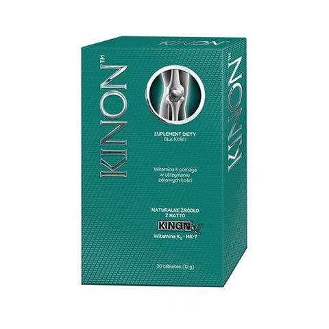 Kinon за здрави кости х30 таблетки
