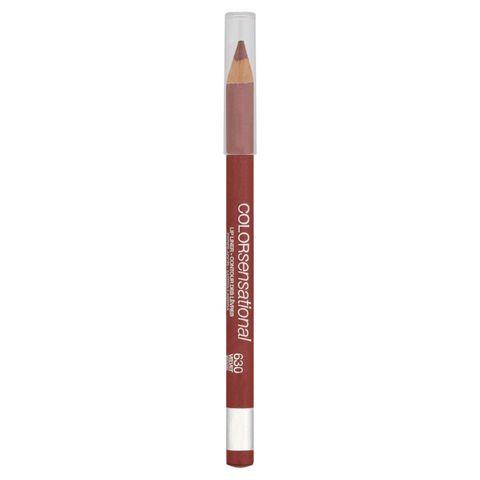 Maybelline Color Sensational Дълготраен молив за устни, 630 Velvet Beige