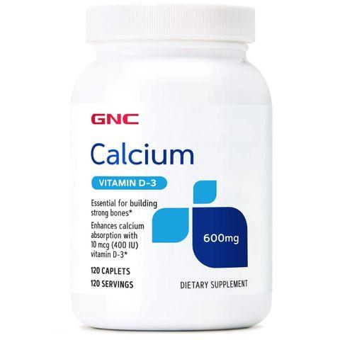 GNC Calcium Калций и Витамин D-3 х120 каплети